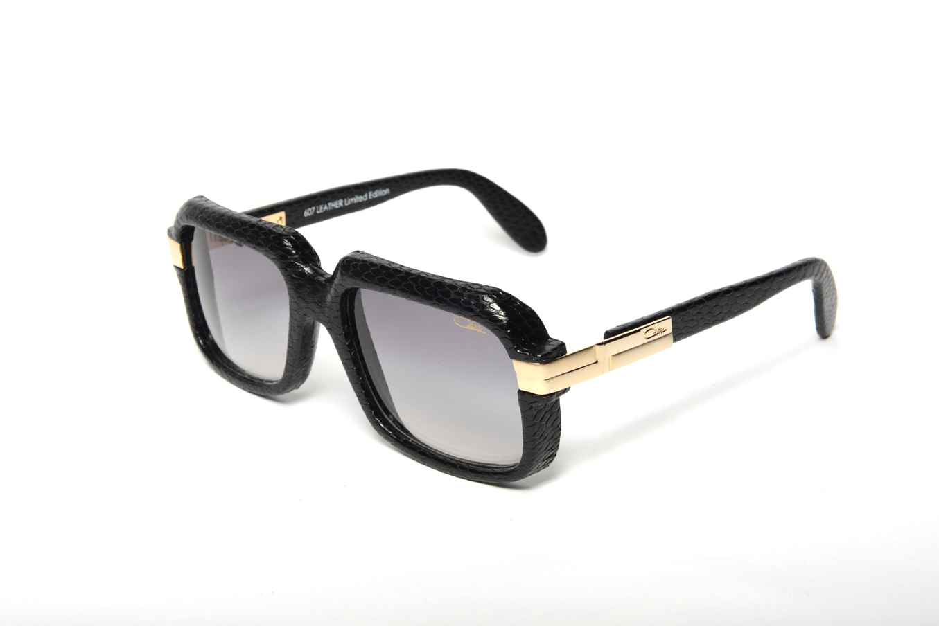 fee0ef94e31 Cazal 607 Leather Limited Edition - Piccadilly Opticians -