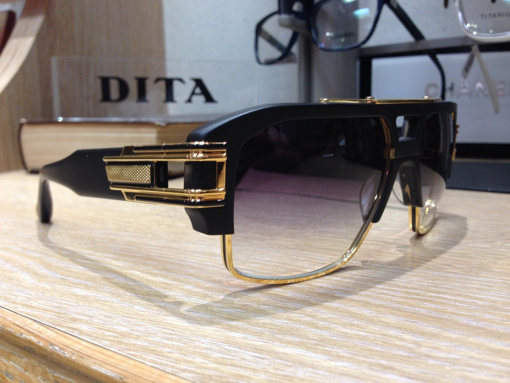 Dita Grandmaster 4 Sunglasses navy