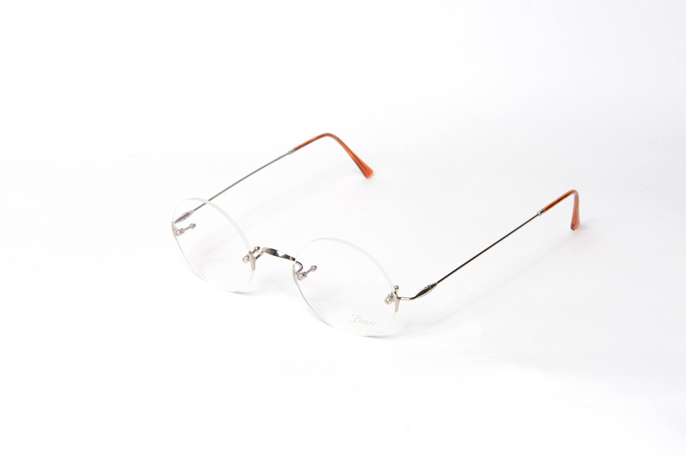 b801942024 lunor – classic rimless. Frame in Question – lunor eyewear classic rund pp