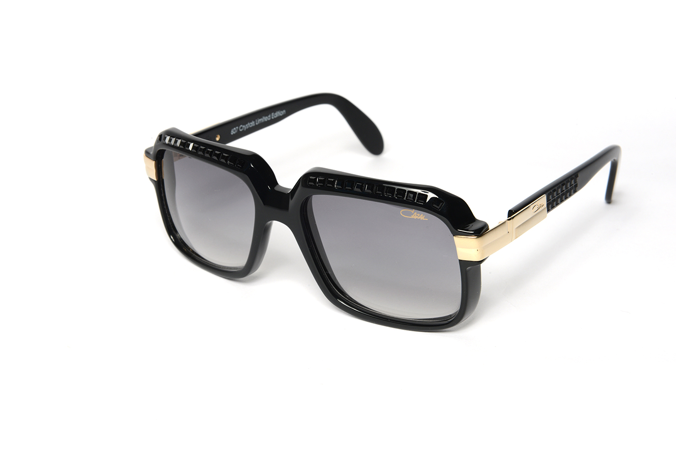 e0b2ebba73c Cazal 607 Crystal Limited Edition - Piccadilly Opticians -