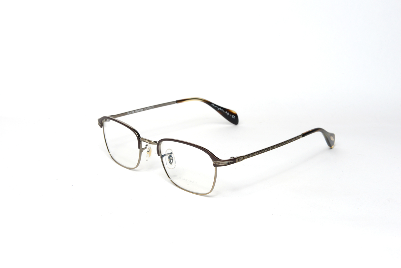 65aa1df363b73 Oliver Peoples - Saxton - Piccadilly Opticians -
