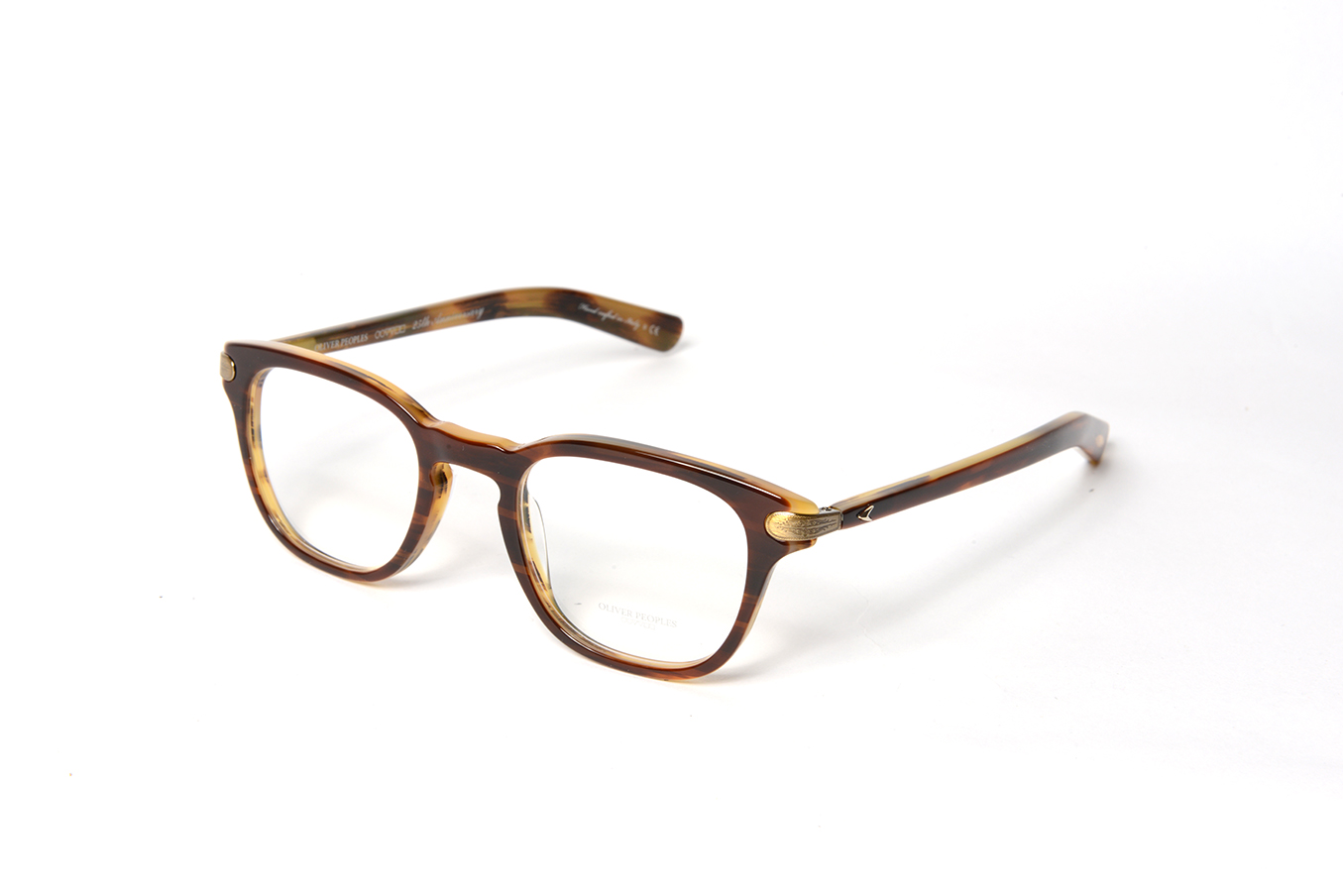 e09836d0b4d73 Oliver Peoples XXV 25th anniversary - Piccadilly Opticians -